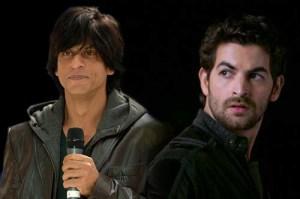 Neik Nitin Mukesh Insults Shahrukh Khan and Saif Ali Khan in Filmfare awards