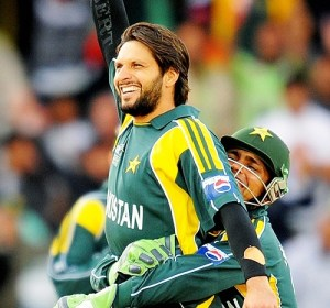 Afridi retired from cricket