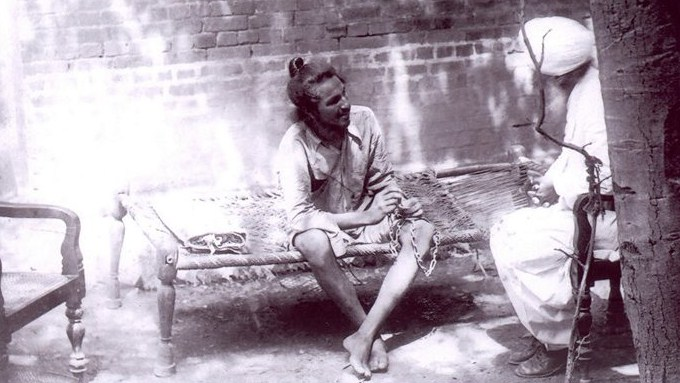 bhagat singh in jail indian freedom fighter