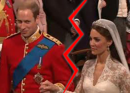 royal wedding broken down william divorced kate