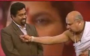 Indian Pandit Fake Magic Exposed