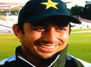 hillarious-interview by saeed ajmal