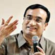 Indian Sports Minister Ajay Makhen