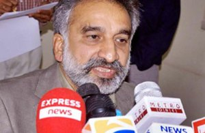 Zulfiqar Mirza against MQM