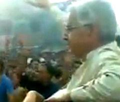 khawaja asif humiliated in sialkot