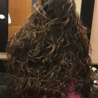 Dark Brown Virgin Naturally Wavy Hair (Italian)