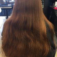 Natural Red/Auburn Hair, Long, Wavy & Thick