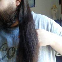 Long Dark Brown Virgin Hair