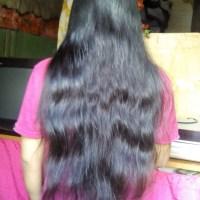 Filipina hair