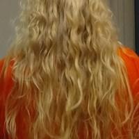 Virgin Platinum Blond