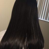 Sleek Straight Virgin Asian Hair - Price Negotiable