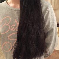 Black virgin hair
