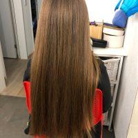 BRUNETTE VIRGIN BRAZILIAN HAIRS
