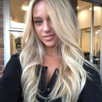$100 off today! 30 inches, 100% healthy, luxurious, baby soft BLONDE virgin hair!
