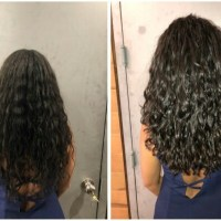 natural curly virgin hair