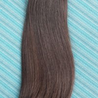 "16"" Extra Thick and Soft Brown hair"