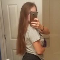 "11.5"" long & 1"" width, virgin brunette hair with no split ends"