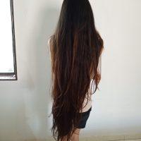 30+ length hair for sell