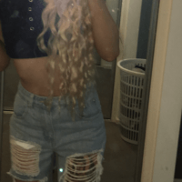LONG VIRGIN BLONDE THICK HAIR FOR SALE