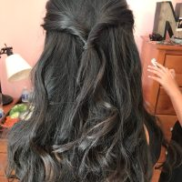 Luscious and Long Black Virgin Hair