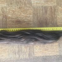 For sale chestnut hair 40 cm