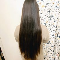 Frist time seller, well cared healthy glossy hair