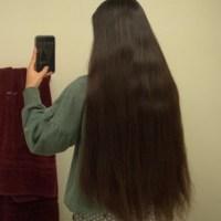 Long Layered Virgin Thick Asian Hair