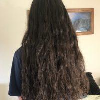 Brown Virgin Hair 10 inches