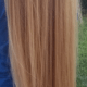"30"" Natural Blonde Hair"