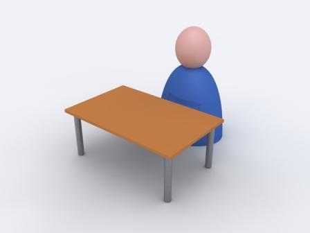 Person at Desk by Sigurd Decroos