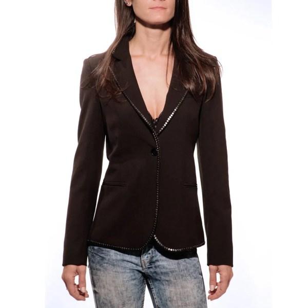 Liu Jo, giacca, blazer, jacket, strass