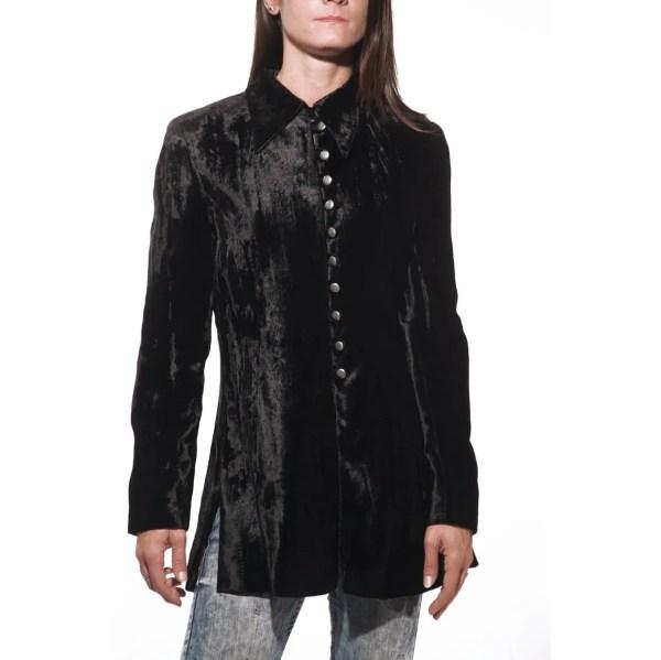 Jhon Richmond, jacket, giacca, velluto