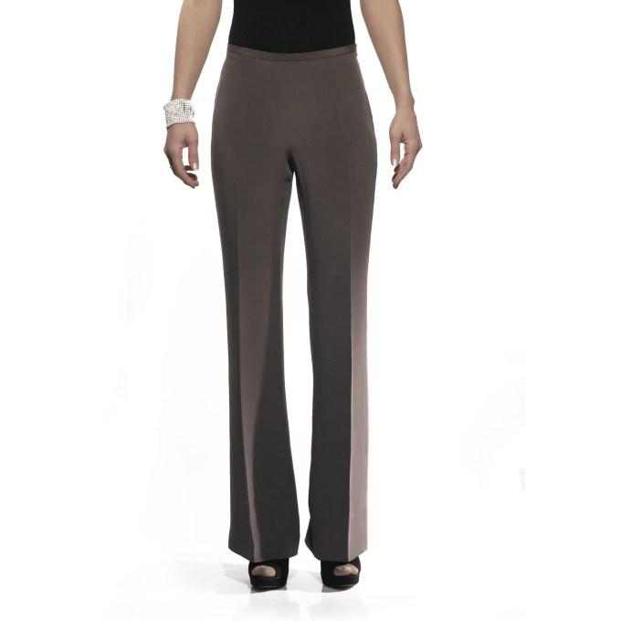 Pantalone, pants, Caractere, grigio, silk, seta