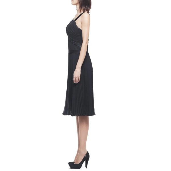 Bella formals by Venusa abito donna nero scollato It 44