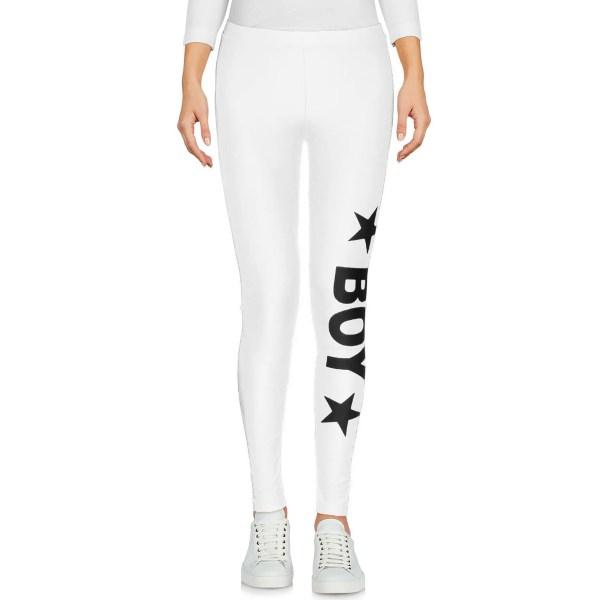 boy-london-leggings- bianco