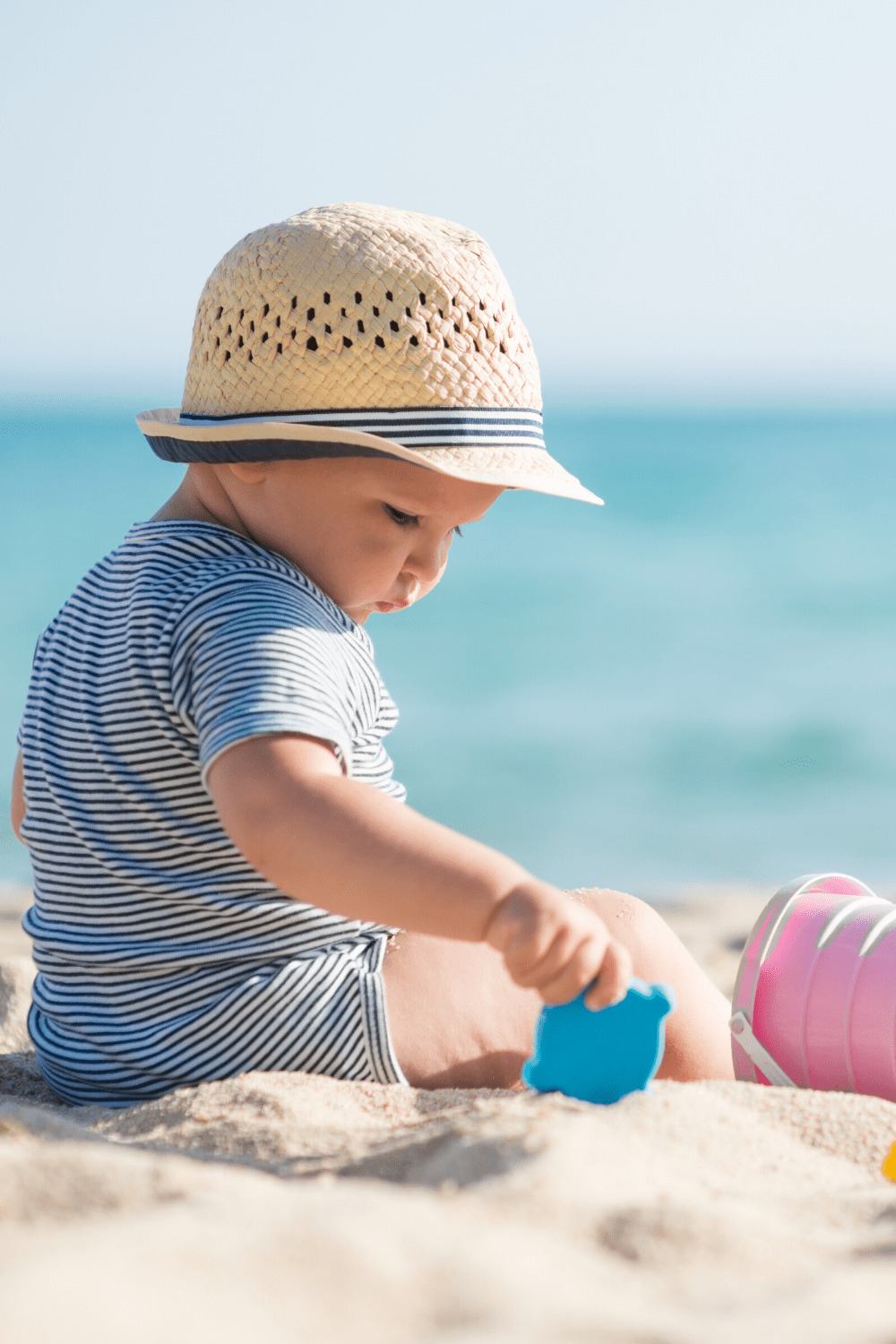 18 Tips for Going to the Beach with a Baby