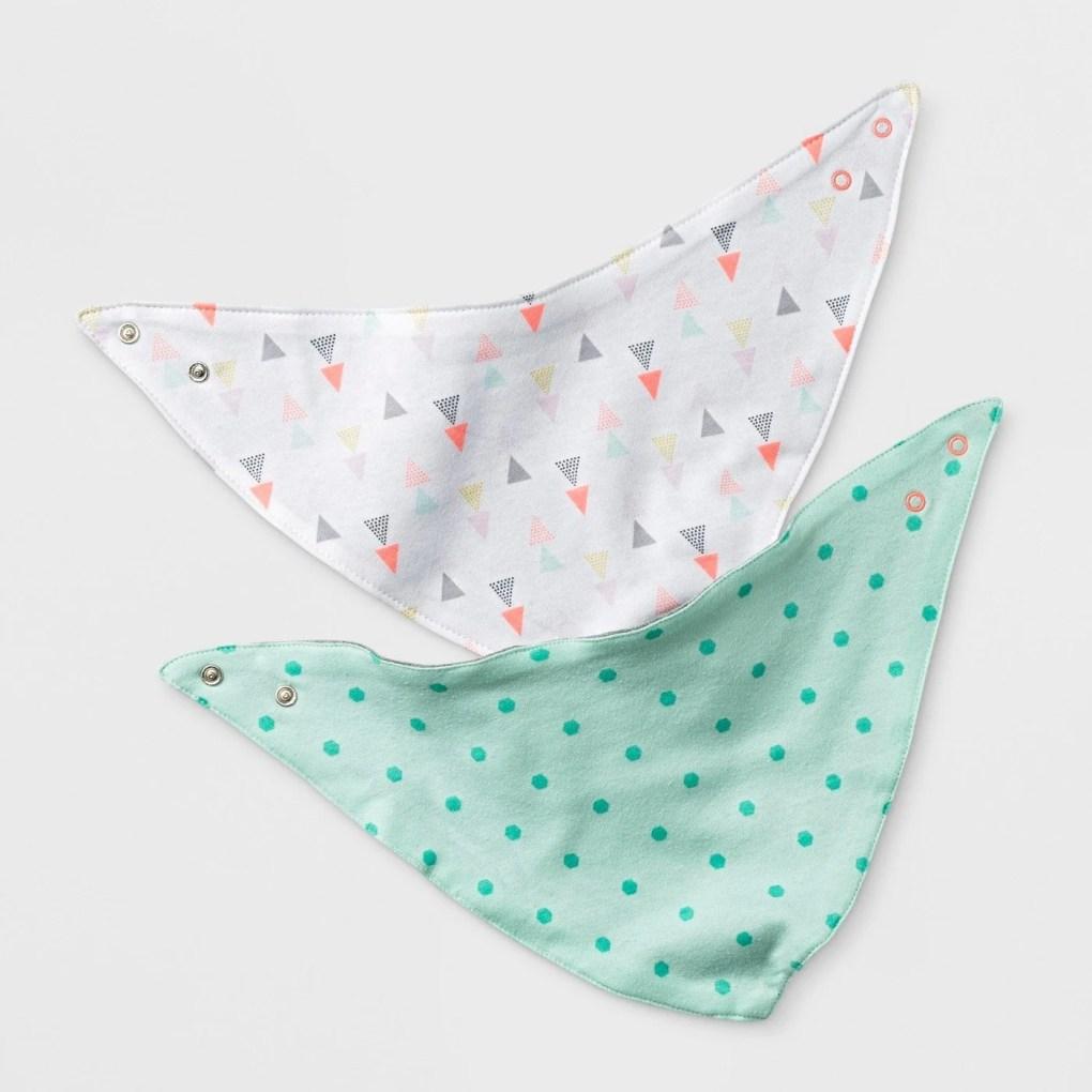 bandana bibs for teething