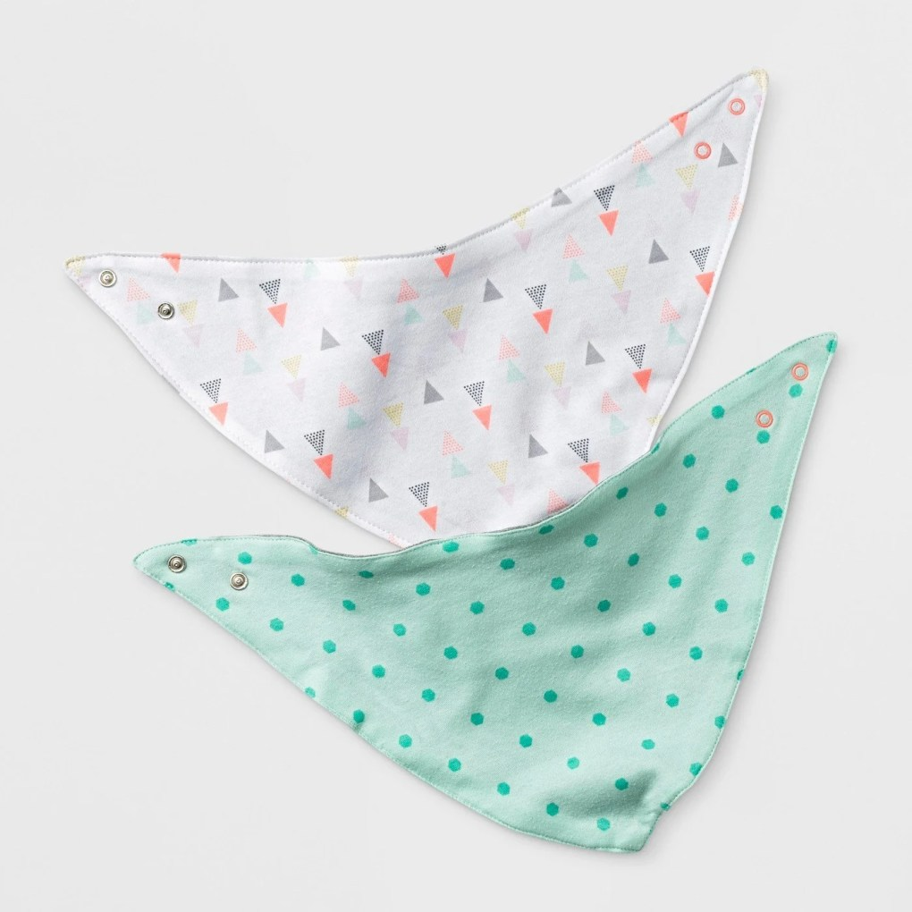 bandana bibs for teething