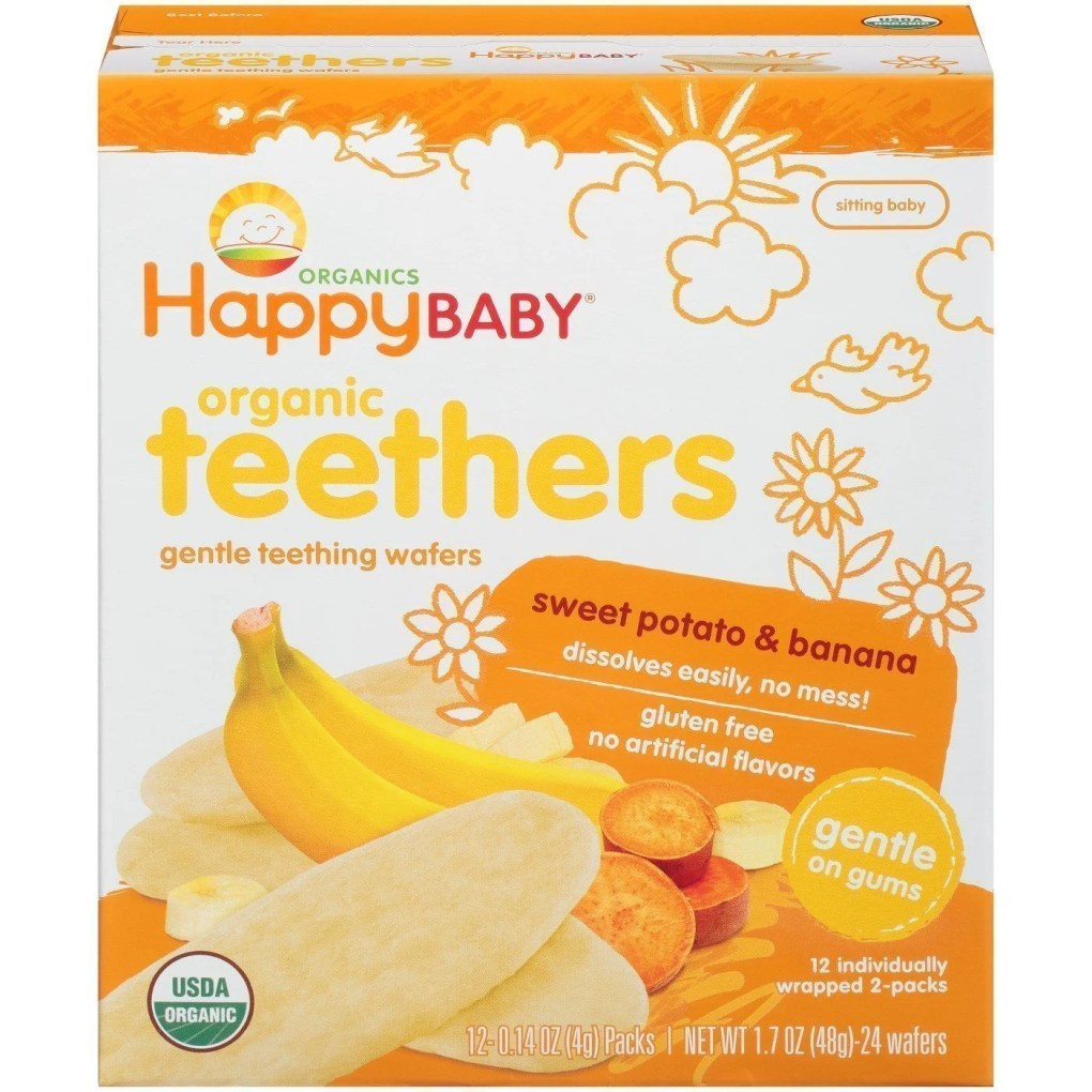 teething remedies for baby