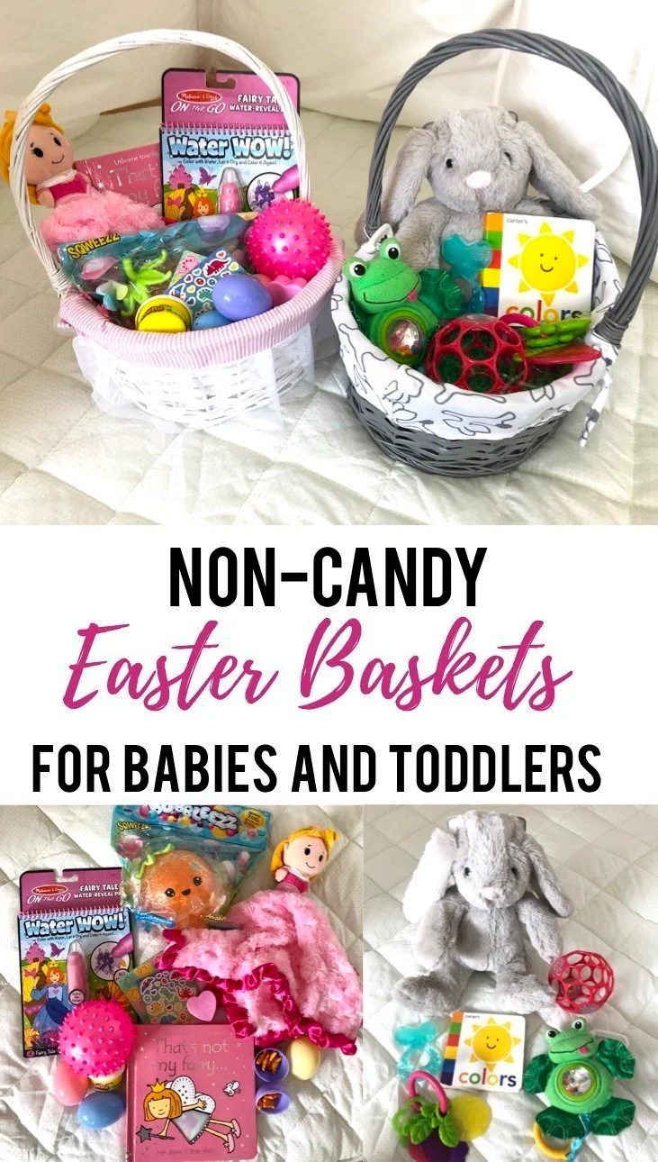 What to Put in Your Toddler's Easter Basket Besides Candy