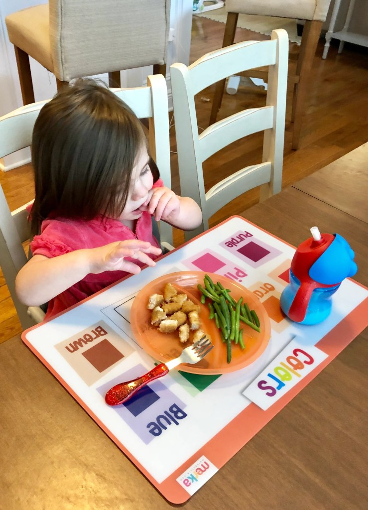 If your baby or toddler is a messy eater, here are some tips on how to make mealtime a better experience with strategies and items to help.