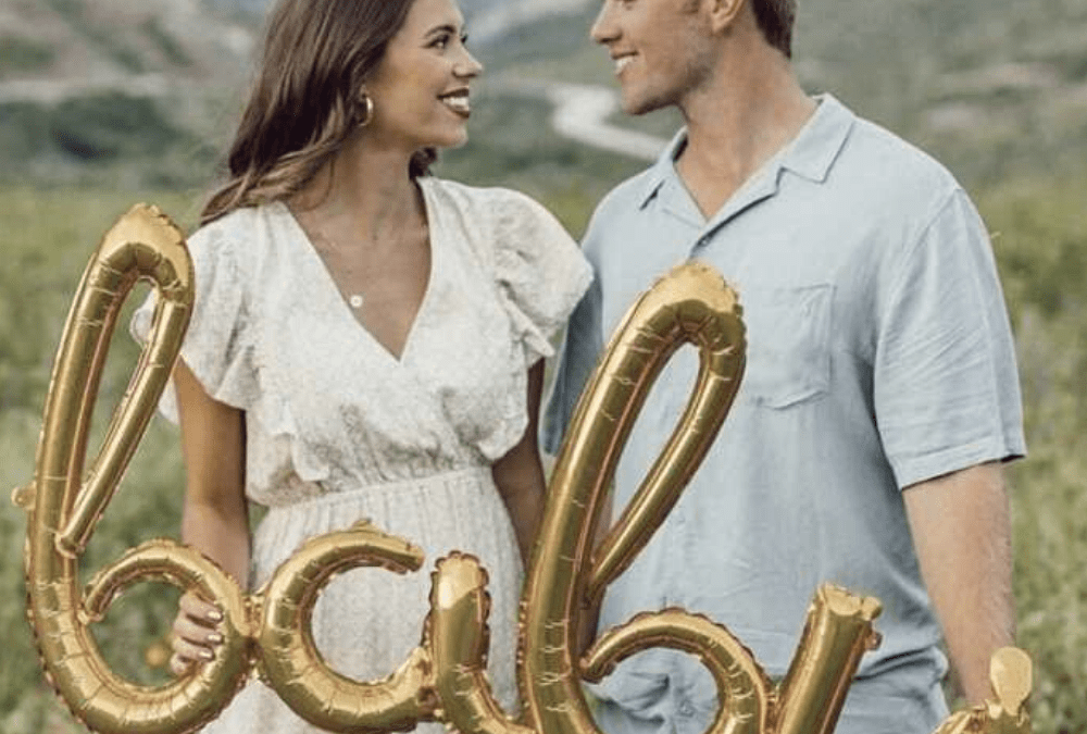 21 Gorgeous and Classy Pregnancy Announcement Ideas
