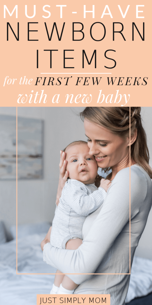 A list of the most important, must-have items for your newborn. When bringing home your infant as a new mom, be prepared with products for sleep, feeding, play, and comfort.