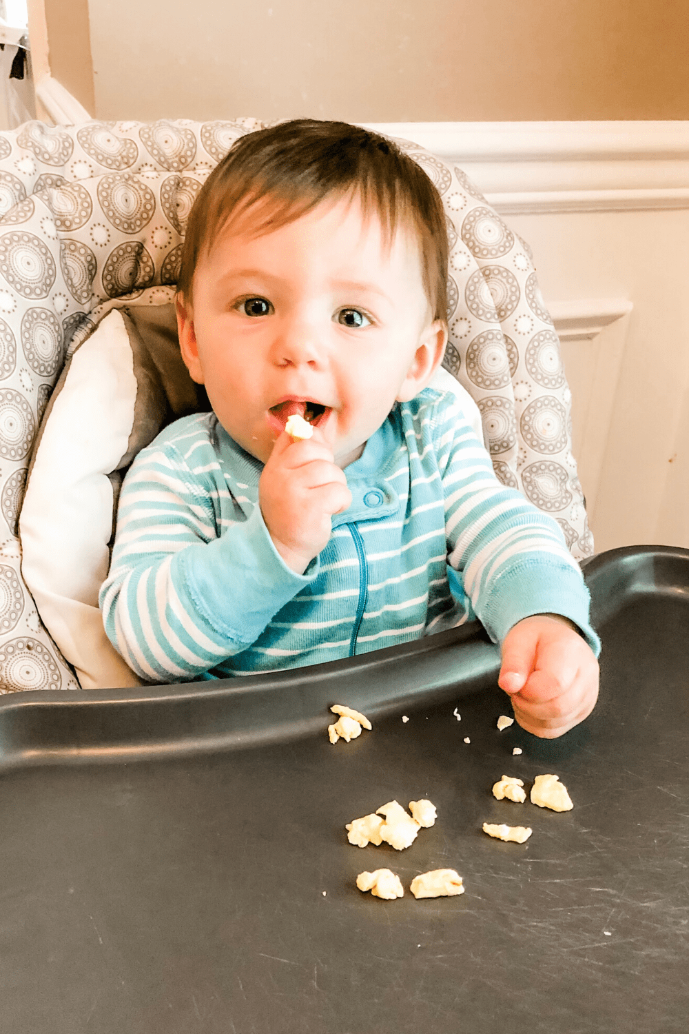 Baby Led Weaning Terrified Me. Here are the Tips That Helped