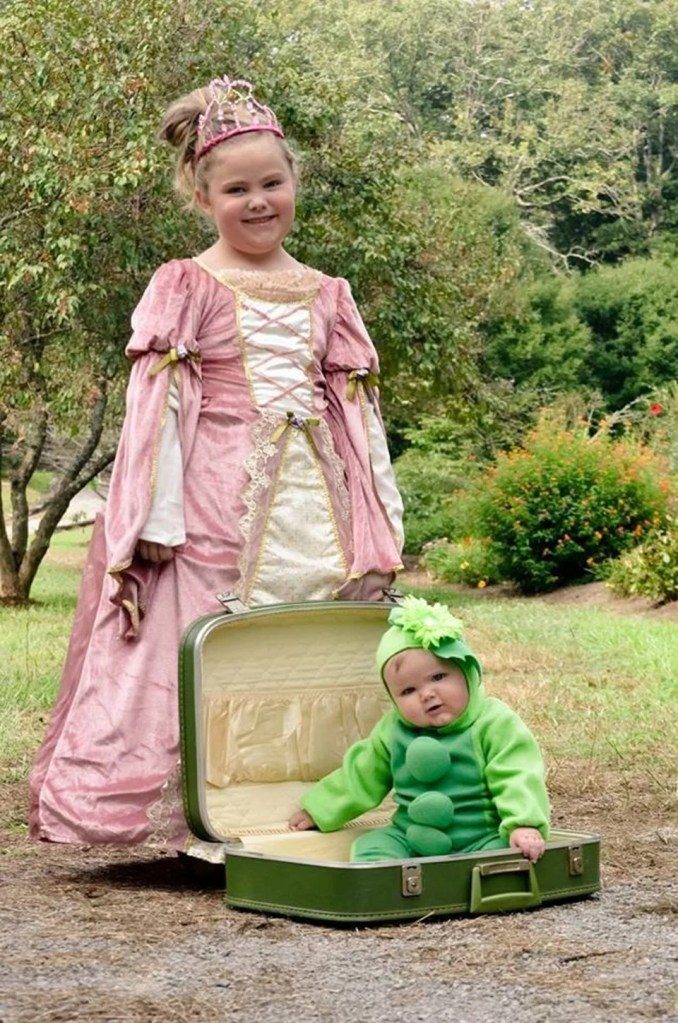 Try these cute and adorable sibling costumes for your kids that all children will love! For babies, toddlers, or older kids, you'll find an idea for everyone
