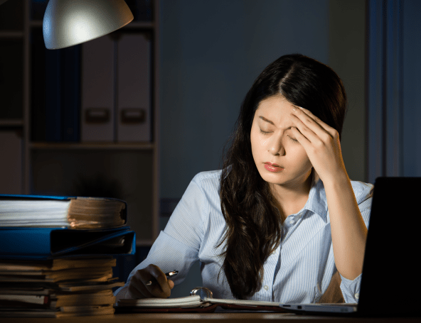 headaches and migraines can be an early sign of pregnancy