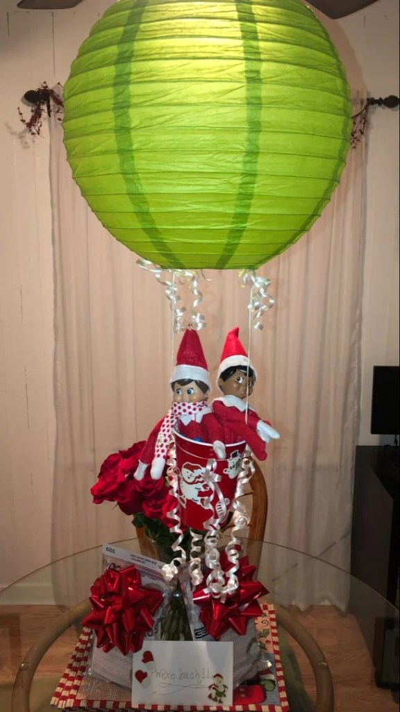 This Christmas season you may be looking for the some funny elf on the shelf arrival ideas! Here are some unique ideas with a welcome letter