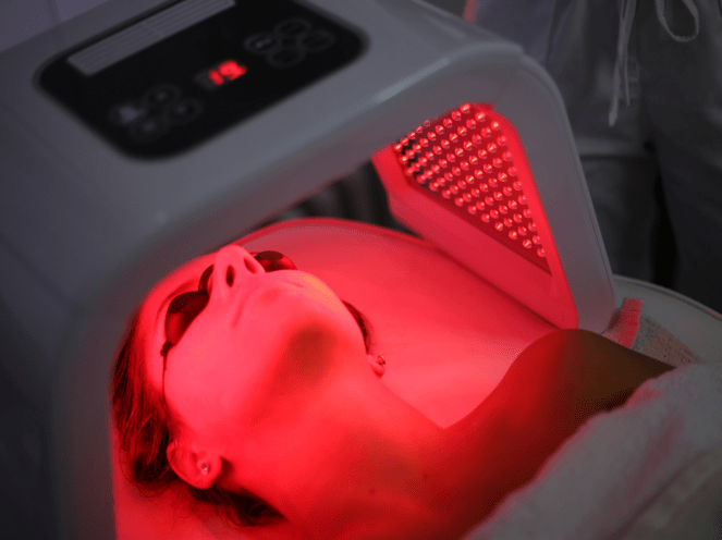 Light therapy has been  a treatment for postpartum depression to help manage symptoms, emotions, and physical factors effecting new moms