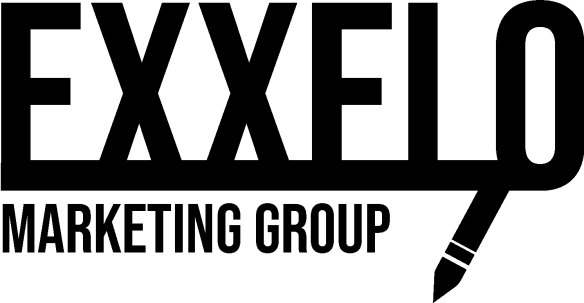Main logo of Exxelo Marketing