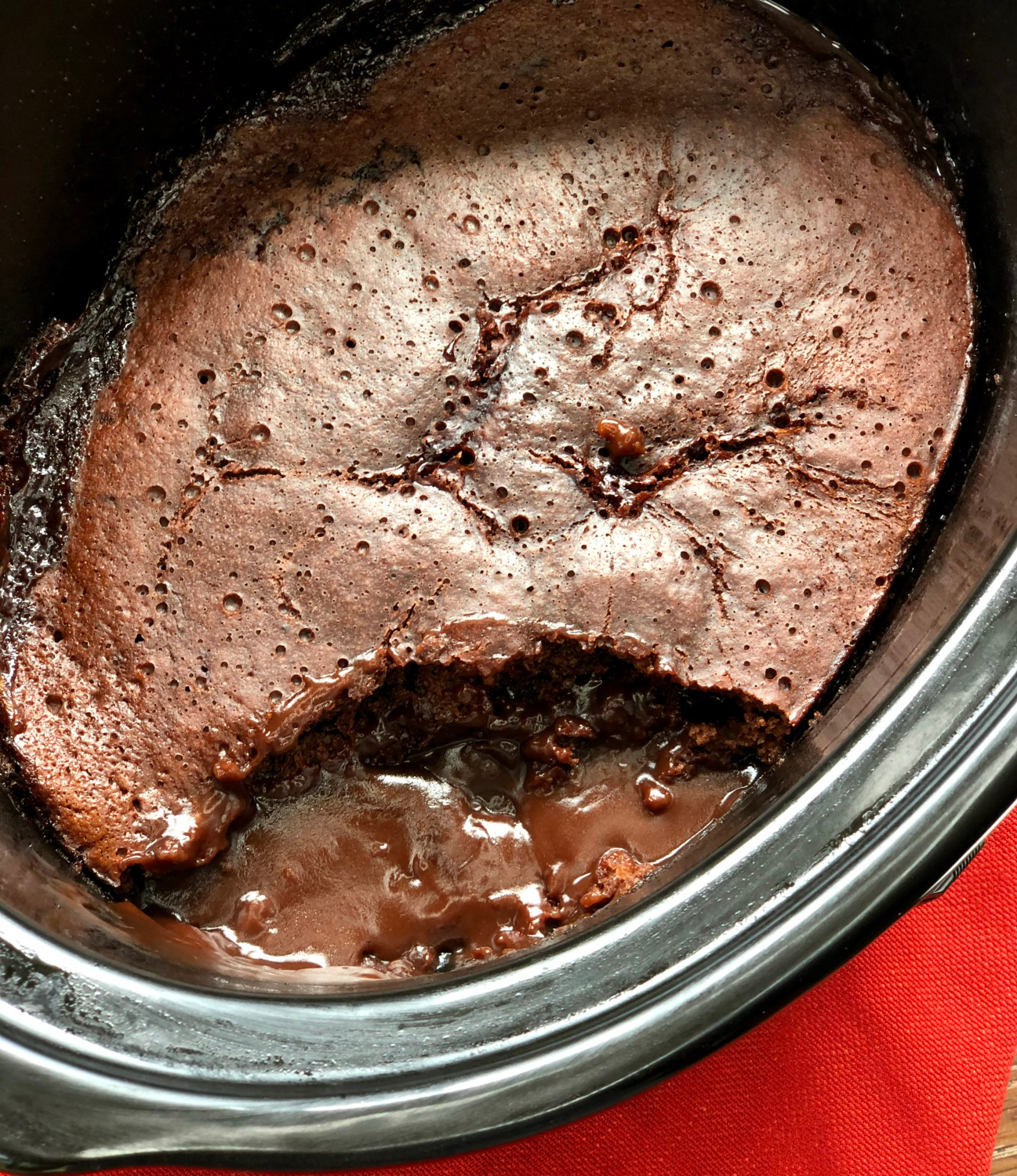 Just Slow Cooker Recipes Chocolate Dessert
